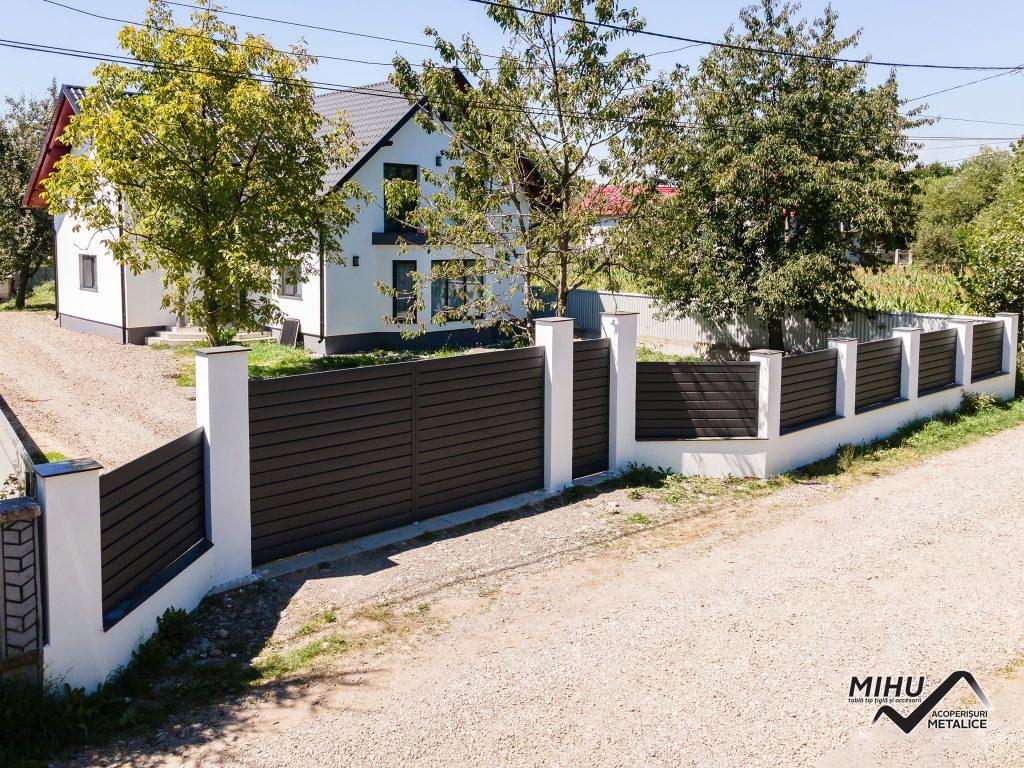 BAVARIA Sistem de gard metalic