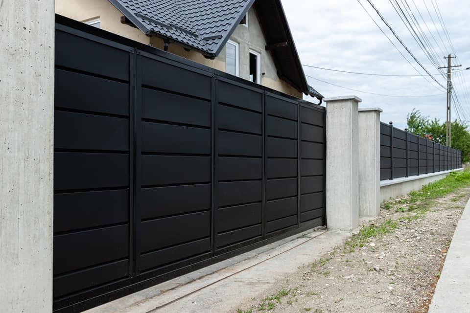 BAVARIA PLUS Sistem de gard metalic