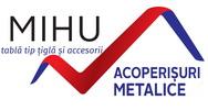 logo MIHU ACOPERISURI Suceava